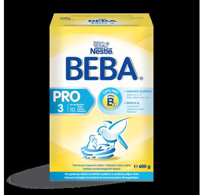 NESTLÉ BEBA 3 Pro 600g