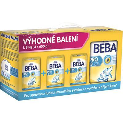 Nestlé Beba PRO 3 3x600 g