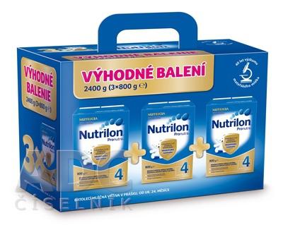 Nutricia a.s. Nutrilon 4 Pronutra BiB 3x800g