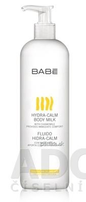 BABE Telo hydratačné telové mlieko jojoba 500ml