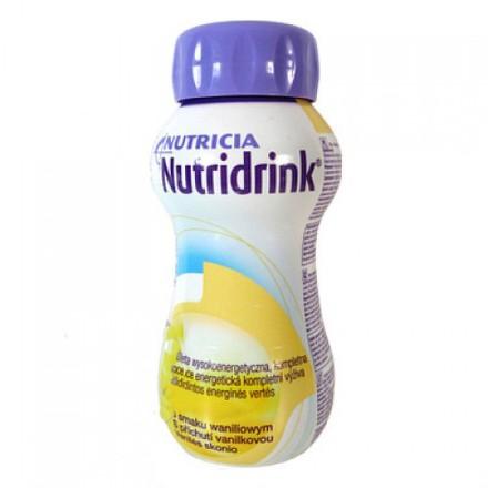 Nutridrink Compact s přích.Vanilk. por.sol.4x125ml