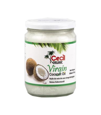 BIO Extra panenský kokosový olej 500ml