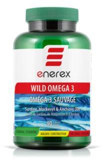 Enerex Wild Omega 3 90tbl.
