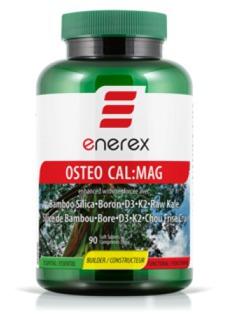 Enerex Osteo Cal:Mag 90tbl.