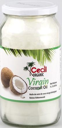 BIO Extra panenský kokosový olej 1l