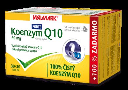 WALMARK Koenzym Q10 Forte 30 mg 60 ks