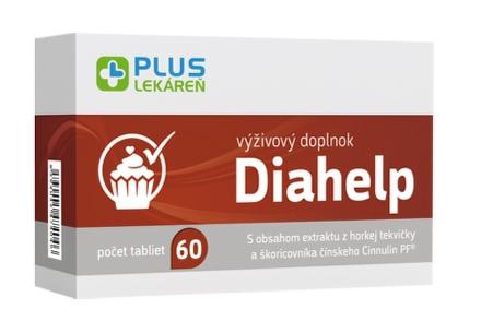 PLUS Lekáreň DIAHELP 60TBL