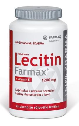 Lecitin Farmax tob. 60+30 ZADARMO