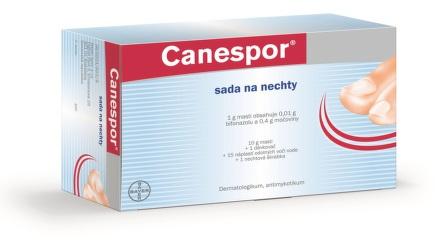 Canespor Sada na nechty 1 set