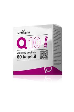 nefdesanté Koenzym Q10 cps.60