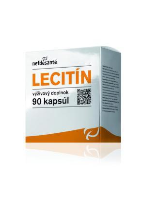 nefdesanté Lecitin cps.90