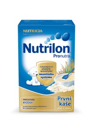 Nutrilon kaša ryžová mliečna 225g