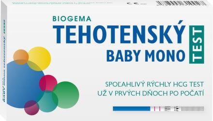 Tehotenský test Baby Mono prúžkový
