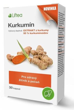 LIFTEA KURKUMIN 30CPS