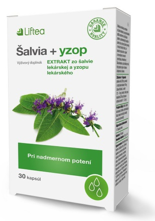 LIFTEA SALVIA 30CPS