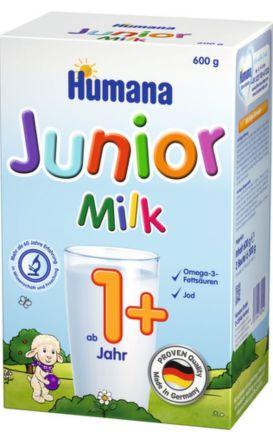 Humana 4 Junior 600g