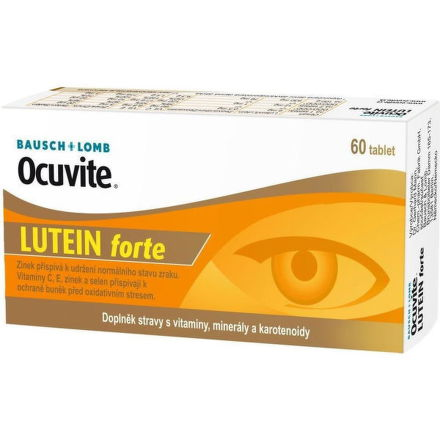OCUVITE LUTEIN FORTE 60TBL
