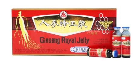 GINSENG ROYAL YELLY amp 10x10 ml
