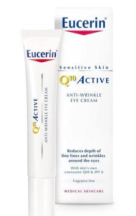 Eucerin Q10 Active očný krém proti vráskam  15ml