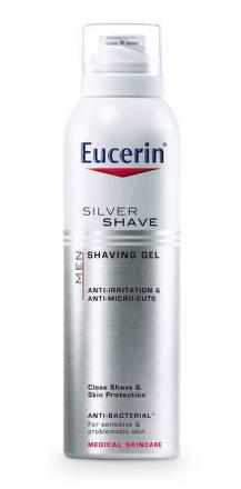 Gél na holenie SILVER SHAVE pre mužov 150 ml