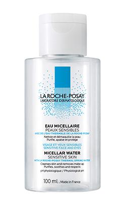 LA ROCHE-POSAY Fyziologická micelárna voda 100 ml