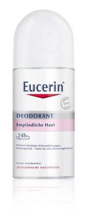 EUCERIN Guľôčkový antiperspirant  50 ml