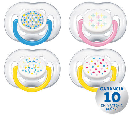 AVENT CUMLÍK 6-18M SENSITIVE FANTAZIA 2 KS