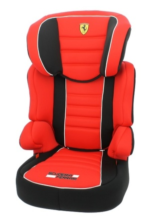 Autosedačka BeFix SP Corsa 15-36kg