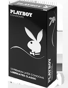 PLAYBOY KONDOM CLASSIC 12KS