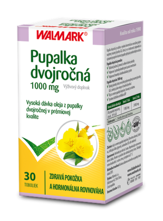 Walmark Pupalka dvojročná FORTE 30cps