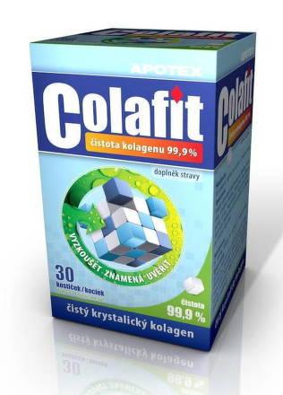 Apotex Colafit 30 kociek