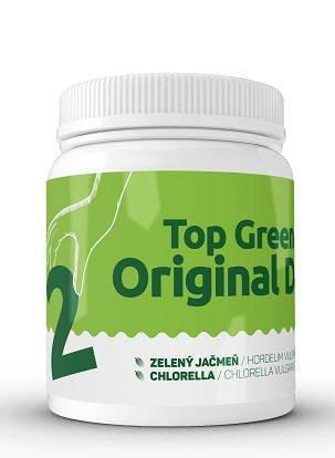 TOP GREEN TOP DUO TBL540