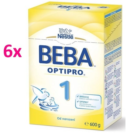 Nestlé NESTLE BEBA OPTIPRO 1 PLV 600G