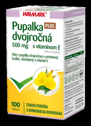 Walmark Pupalka s vitamínom E tob.100x500mg