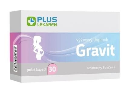 PLUSKA GRAVIT 30 CPS