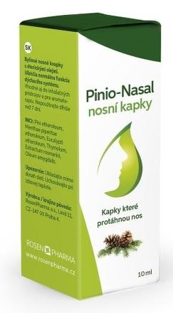 Pinio-Nasal nosné kvapky