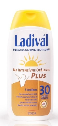 LADIVAL P+T Plus 30 LF ( mlieko na ochranu proti slnku 200 ml )