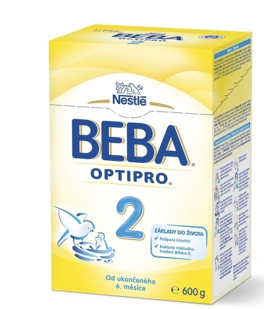 NESTLÉ BEBA 2 Pro 600g