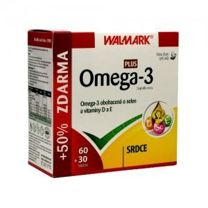 OMEGA 3 PLUS CPS 60+30 WAL