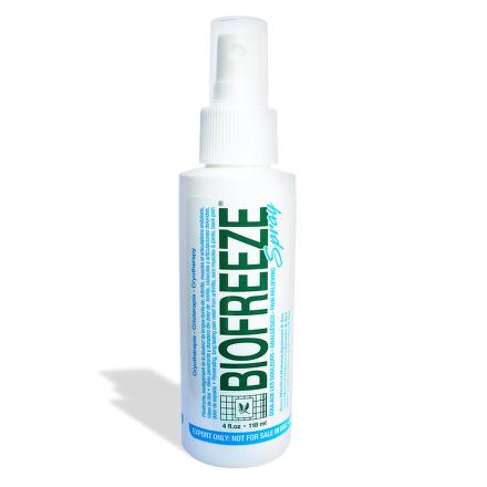 BIOFREEZE chladivý sprej 1x118 ml
