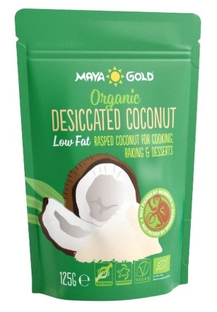 BIO Sušený kokos (Low Fat) 125 g