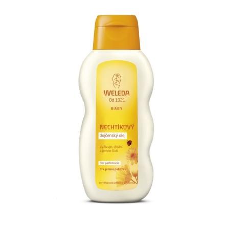 WELEDA Nechtíkový dojčenský olej 10 ml