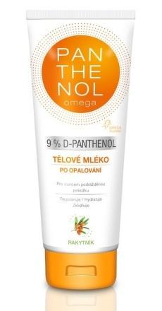 omega PANTHENOL 9% RAKYTNÍK
