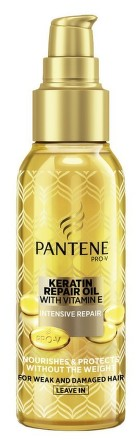PANTHENE BALZAM KERATIN OIL  100 ml