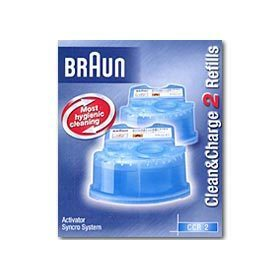 Príslušenstvo osobná hygiena CCR2 náplň čistiaca BRAUN