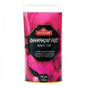 Extra čaje Hyson Champagne Fizz 100g plech