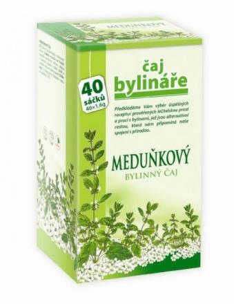 Mediate Čaj bylinkára medovkový 40 sáčkov