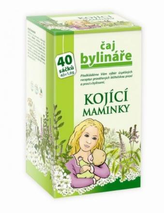 Mediate Čaj bylinkára pre dojčiace matky 40 sáčkov