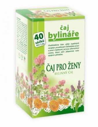 Mediate Čaj bylinkára pre ženy 40 sáčkov