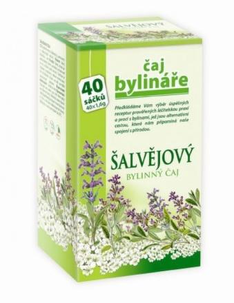 Mediate Čaj bylinkára šalviový 40 sáčkov
